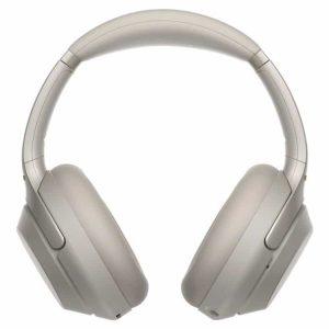 Sony WH-1000XM3 koptelefoon (Zilver)
