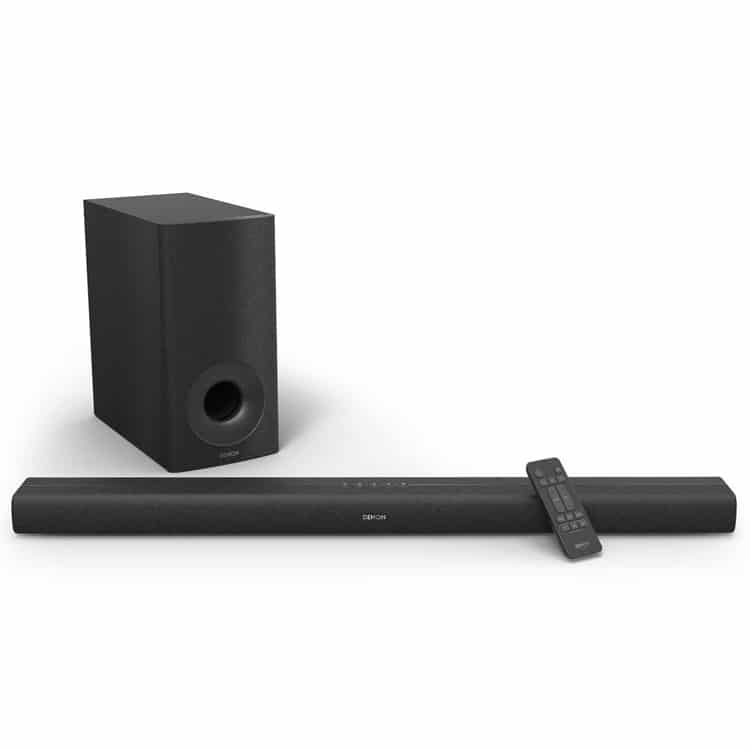 Denon DHT-S316 soundbar met subwoofer