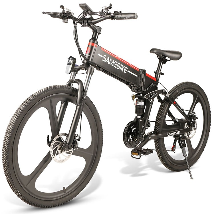 Samebike LO26: Elektrische Mountainbike