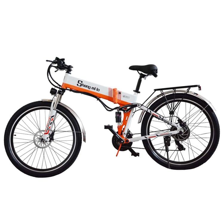 Shengmilo M80 elektrische mountainbike