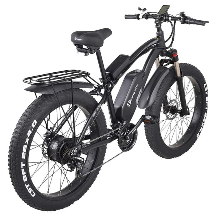 Shengmilo MX02S: 1000W elektrische mountainbike