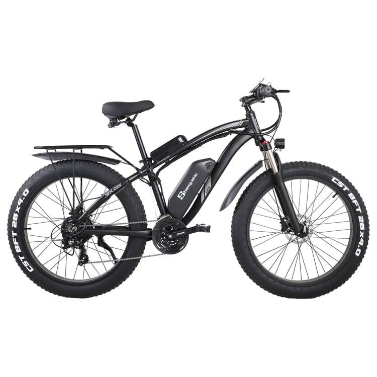 Shengmilo MX02S elektrische mountainbike