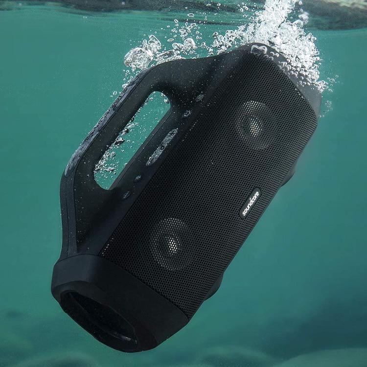Anker Soundcore Motion Boom - IPX7 Waterbestendige Bluetooth Speaker